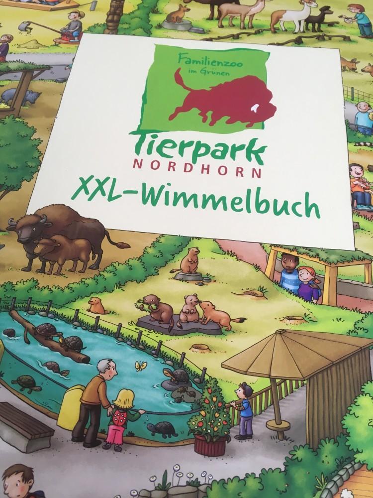 Wimmelbuch  XXL